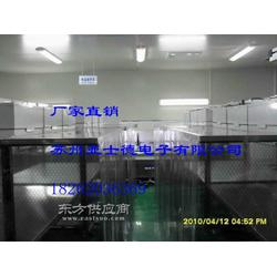 防静电网格帘PVC防静电网格帘黑色透明网格帘图片