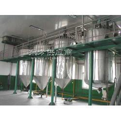 大豆油精炼设备的运作过程图片