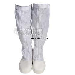 防静电套筒靴防静电网面套筒靴无尘靴图片