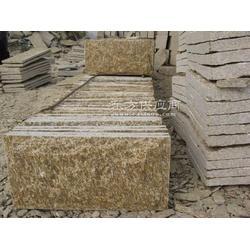 黄木纹文化石黄木纹冰裂纹文化砖图片