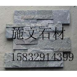 灰色文化石厂家浅灰色蘑菇石文化砖图片