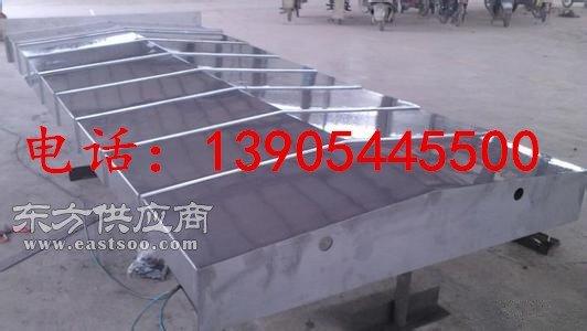 中捷TK57150×300Z轴伸缩导轨防护板