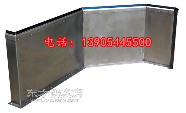 昆明道斯WHN130(Q)X2Z轴伸缩导轨防护板