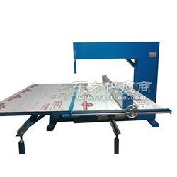 聚氨酯材料带锯机 聚氨酯发泡材料带锯机 聚氨酯材料锯切机图片