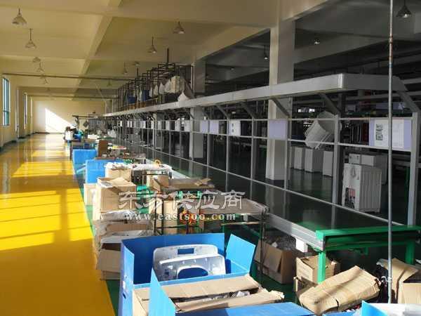 电器装配线家用电器生产线自动化包装生产线图片