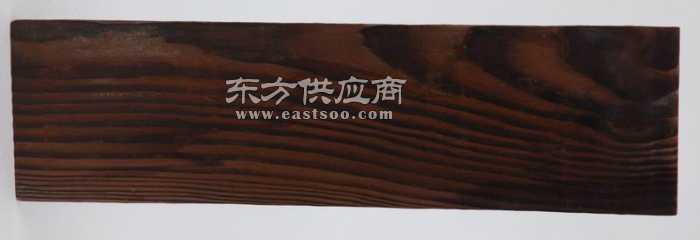 供应表面炭化木深度炭化木炭化木