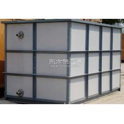 达州玻璃钢水箱广安图片