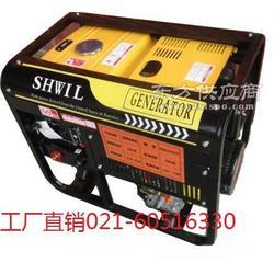 300A汽油发电电焊机 多功能发电电焊一体机图片