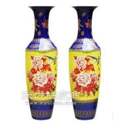 地产公司大楼门品摆件陶瓷大花瓶图片