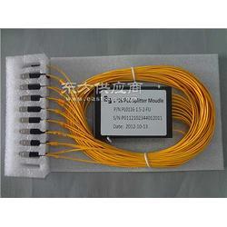 ABS盒式1分16光分路器 分光器图片