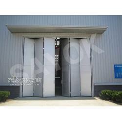 供应折叠门 厂房折叠门 工业折叠门图片