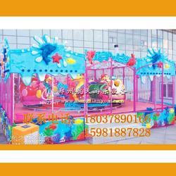 欢乐喷球儿童游乐设备商家首选项目图片