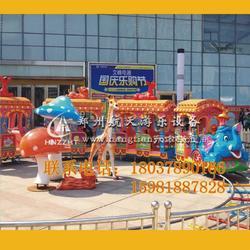 大象火车游乐设备产品图片