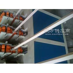PVC护角条生产线,一出四PVC护角条生产线图片