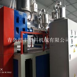超丰塑料机械,PE片材生产线,塑料片材生产线图片