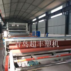 聚乙烯塑料片材生产线图片