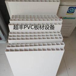 PVC畜牧围栏板加工机械设备图片
