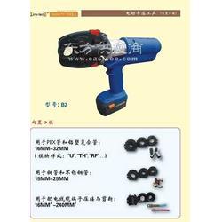 薄壁不锈钢卡压工具电动卡压钳图片
