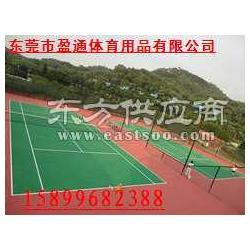乳源丙烯酸网球场翻新铺设网球场施工每平方米图片