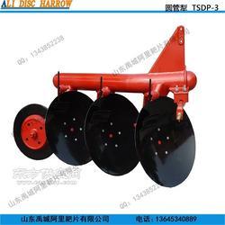 供应1LYX-330圆盘犁 福田圆盘犁 精铸圆盘犁 拖拉机配套农业机械图片