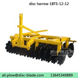 厂家供应圆盘耙 中耙 拖拉机配套农业机械图片