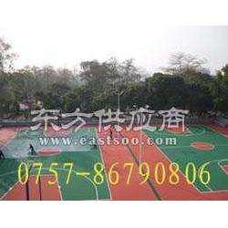 丙烯酸地坪漆-篮球场地坪漆图片