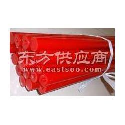 高弹性红色牛津棒-红色弹力胶棒18.20.30.40.50图片