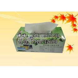 专业生产加工广告纸巾礼品盒装纸巾图片