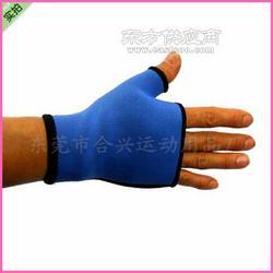 多功能户外手套浮潜攀岩滑雪骑车潜水料露指手套图片