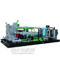 活塞式中压无油压缩机LG.DW-40/4图片