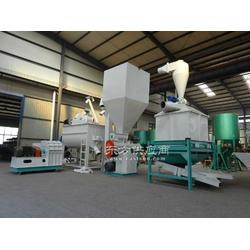 牛羊饲料加工设备小饲料机组生产线13953427829图片