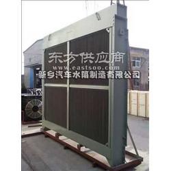 工程机械滚塑水箱油田机械散热器厂家汽车水箱公司图片