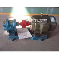 供應ZYB-7.5/2.5B可調式小流量渣油齒輪泵圖片