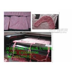 双头布料激光切割机JQ-1810毛绒布料激光切割机图片