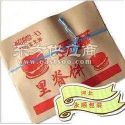 供应装鼎香坊的外包装防油纸袋子图片