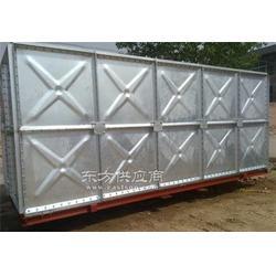 玻璃钢水箱_腾嘉水箱免费提供玻璃钢水箱安装指导图片