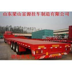 17.5米货车集装箱半挂车图片