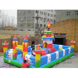 供應兒童蹦床充氣玩具圖片