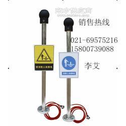 化工厂人体静电导除装置 防静电导走柱子图片