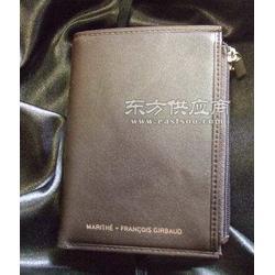 厂家生产定做条纹钱包 暗扣搭扣钱包钱夹订做加工图片