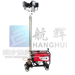 消防DF-11全方位自动升降工作灯/带发电机DF-11图片