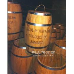 咖啡豆木桶定制图片