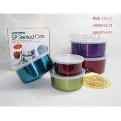 供应/销售不锈钢M i do美度彩色保鲜盒/规格尺寸图片