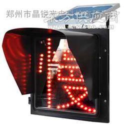 厂家生产太阳能黄闪红慢灯led交通警示灯图片
