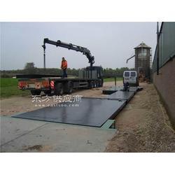 3.4x20米150吨出口电子汽车衡出口方便质量可靠图片