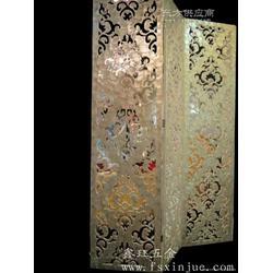 不锈钢古铜屏风厂家图片
