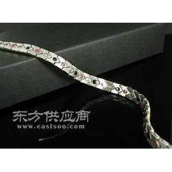 加工项链 项链 钛项链定做 钛项链生产厂家图片