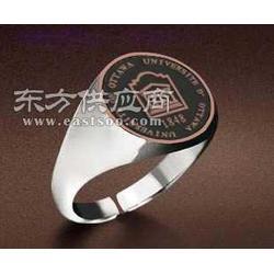 纪念性毕业戒指 订做毕业戒指 一段美好的回忆图片