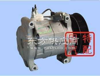 4空调压缩机 冷气泵图片