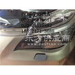 宝马523li大灯 水箱 电子扇拆车配件图片